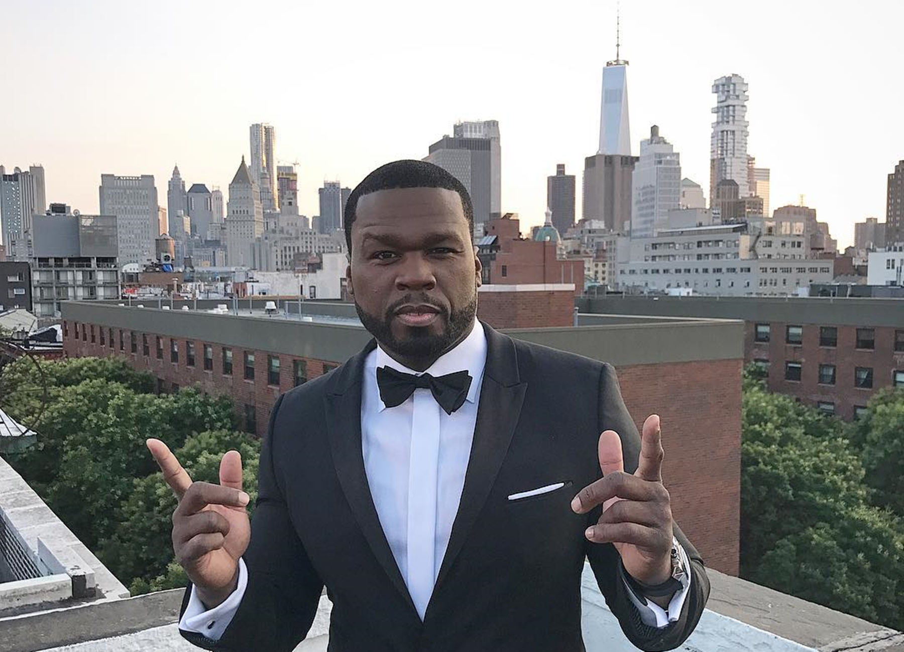 50 Cent Sexist Attack Model Feud