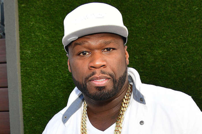 50 Cent Cleans His Car With Champagne After Getting Back His Money From People Who Owed Him