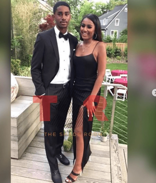 Former President Barack Obama's youngest daughter, Sasha, attends prom