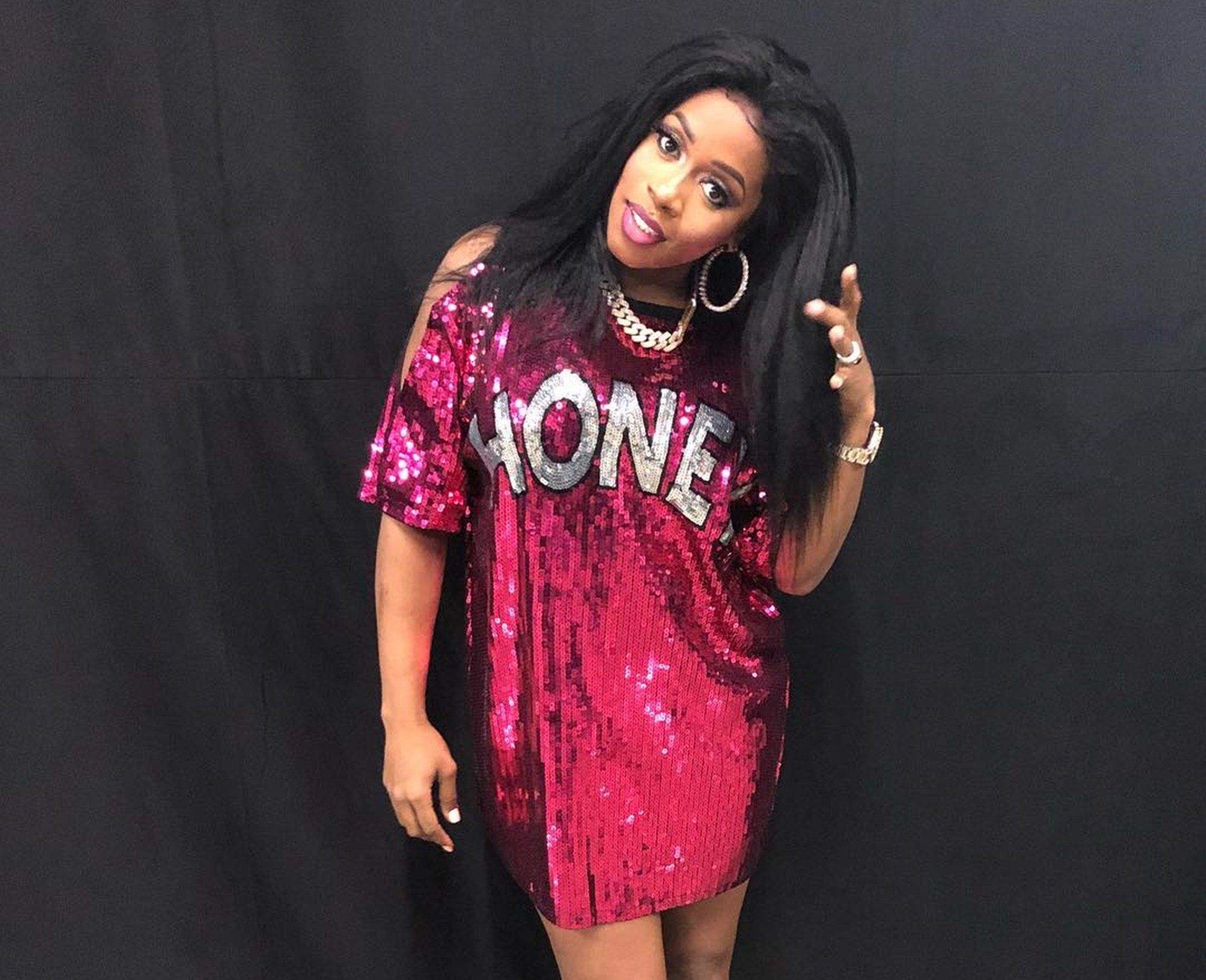 remy-ma-is-blown-away-by-her-and-papooses-golden-child-here-are-her-videos-with-some-adorable-moments-tamar-braxton-is-here-for-this