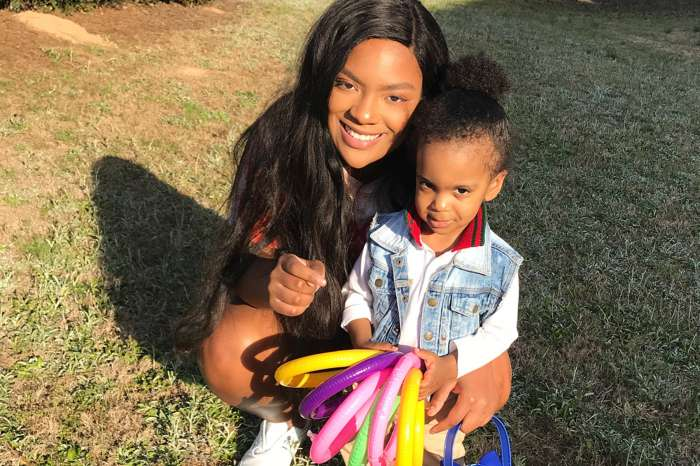 Kandi Burruss' Daughter, Riley Burruss Has A Photo Session With Ace Wells Tucker - His Smile Brightens Fans' Day
