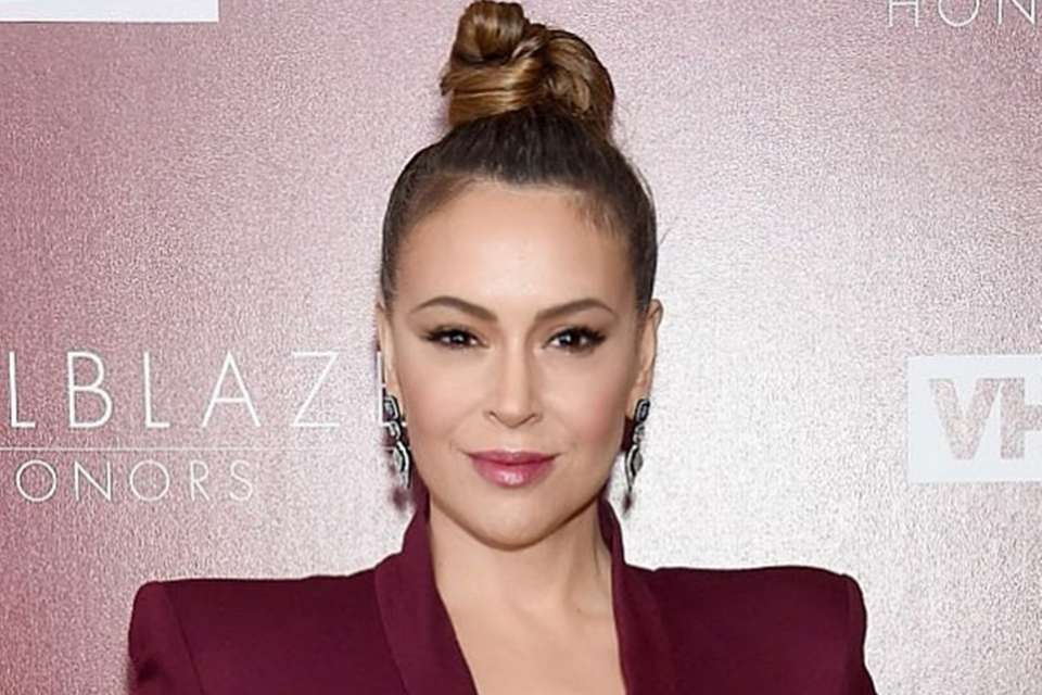 Alyssa Milano Gets Mixed Responses For 'Sex Strike' Idea After Controversial Abortion Law Was Signed In Georgia -- Some Men Support The 'Who's The Boss?' Actress