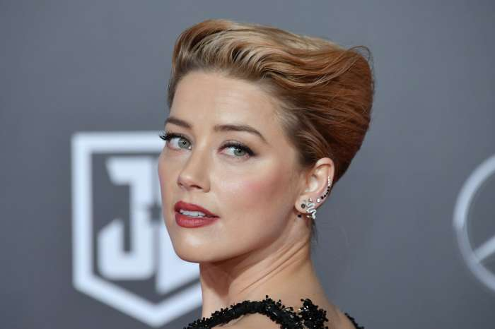 Amber Heard Discusses Backlash Amid Her Johnny Depp Legal Drama - Claims She Gets 'Death Threats, Harassment And Bullying'