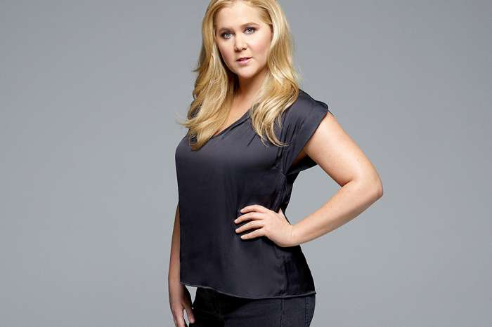 Amy Schumer Posts Selfie With New Baby Gene