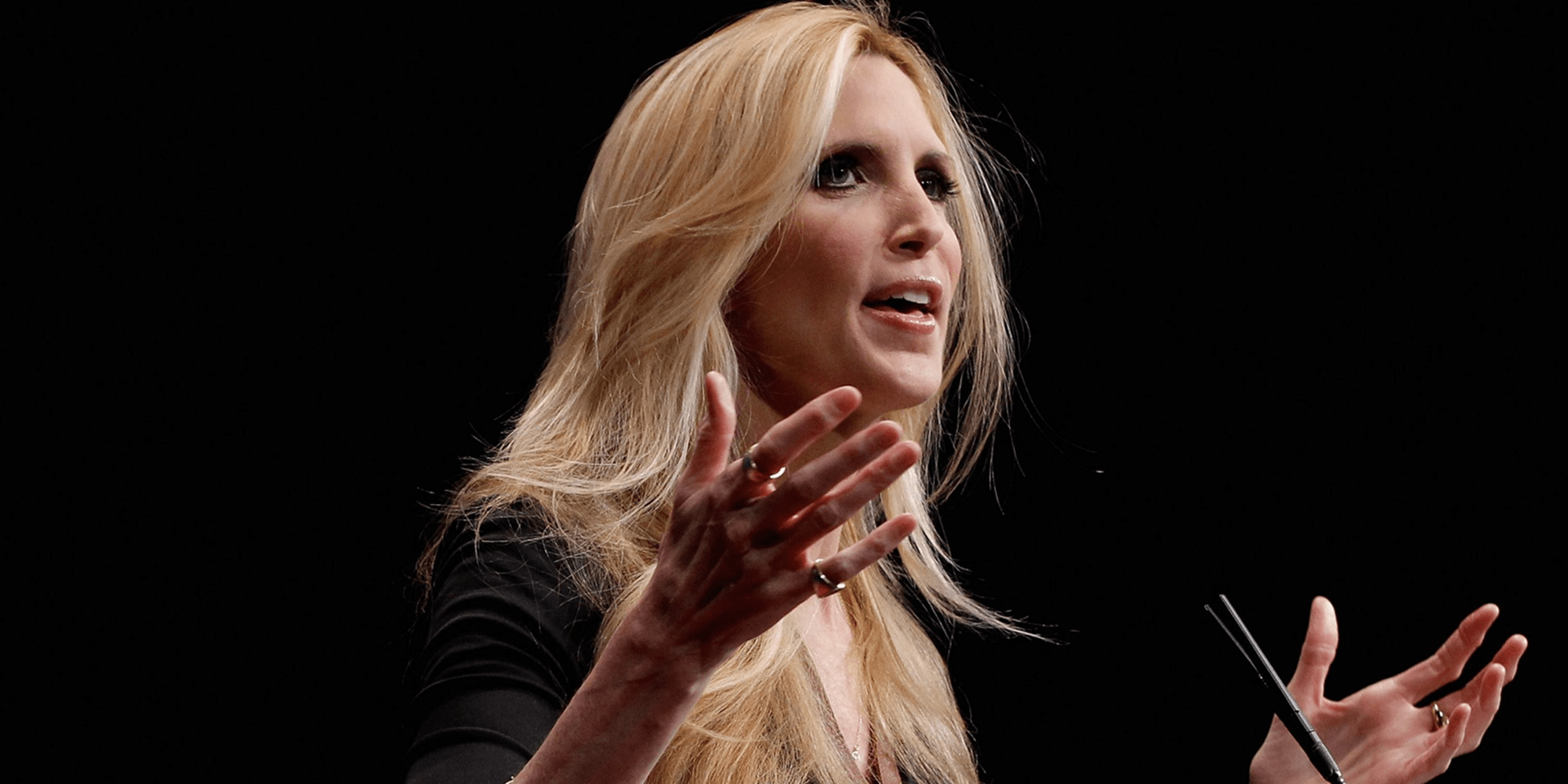 Ann Coulter Donald Trump Immigration