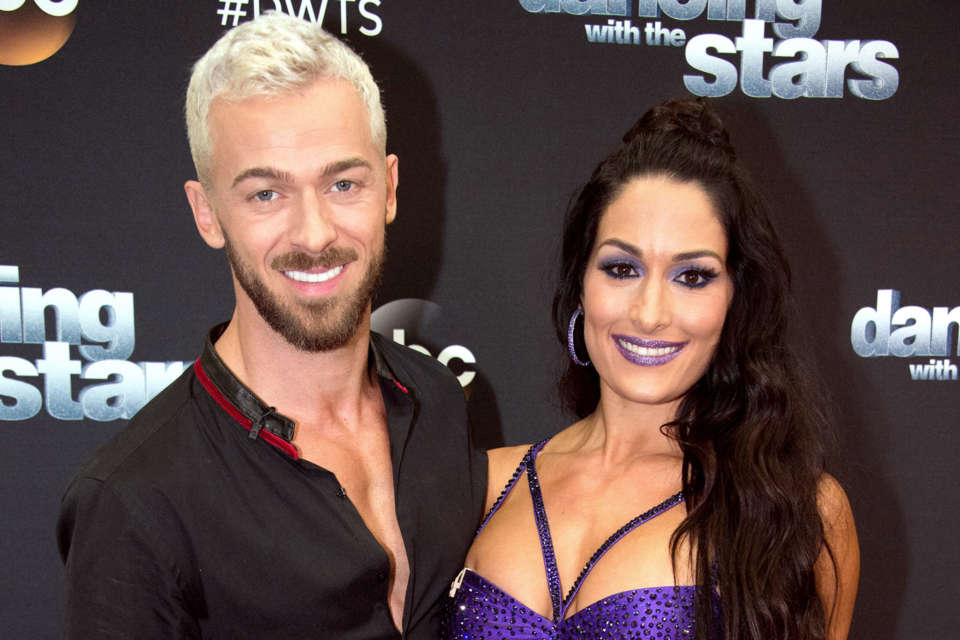 Nikki Bella Addresses Those Rumors That She And Artem Chigvintsev Live Together And That She Wants Kids ASAP!
