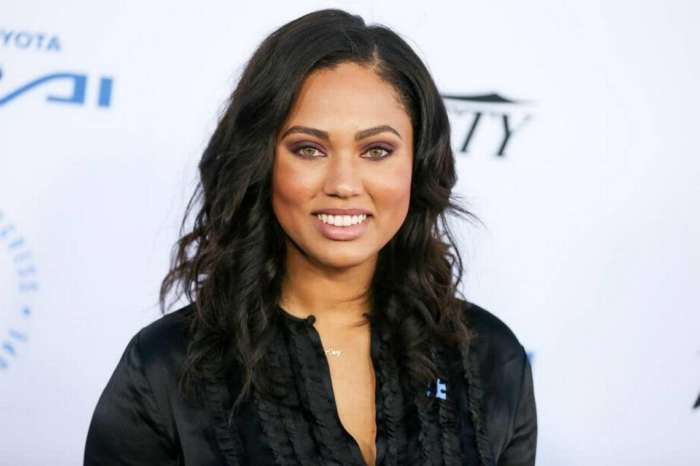 Ayesha Curry Shuts Down The Pregnancy Rumors By Clapping Back At Fan Who Asked!