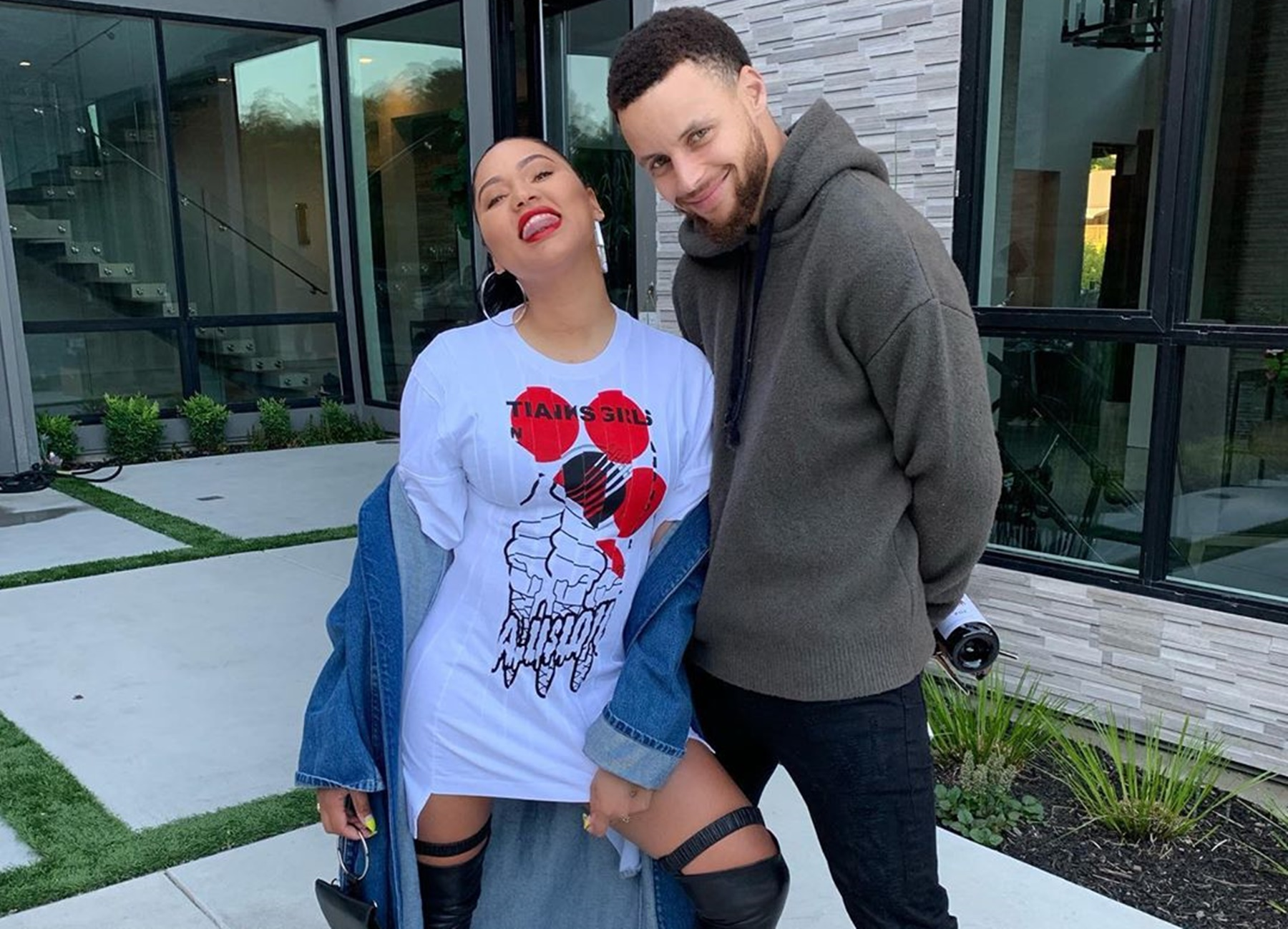 ayesha curry gets real about  u2018botched u2019 plastic surgery