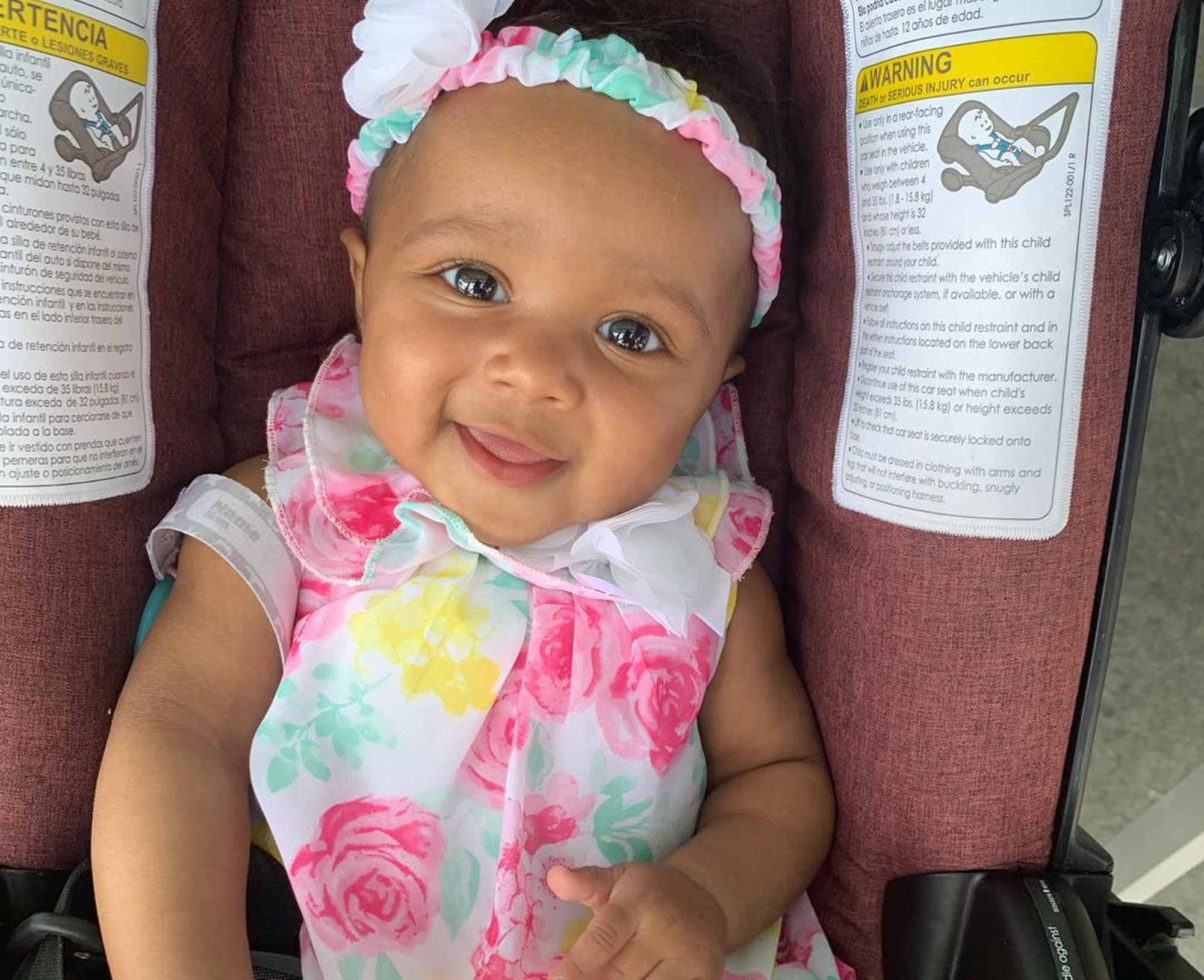 Baby Brooklyn Daly Kenya Moore Cousin Che RHOA