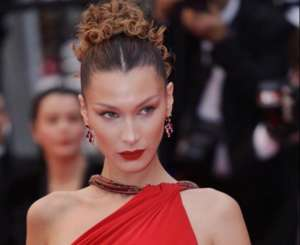 Bella Hadid Posts Alluring Video And Deletes It Without Explanation