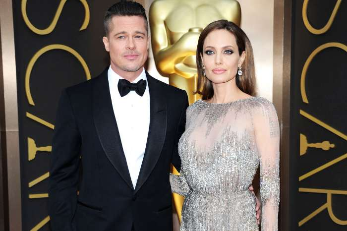 Angelina Jolie Is Trying Not To Focus On Brad Pitt's Dating Life After He Got Too Close To Lena Dunham