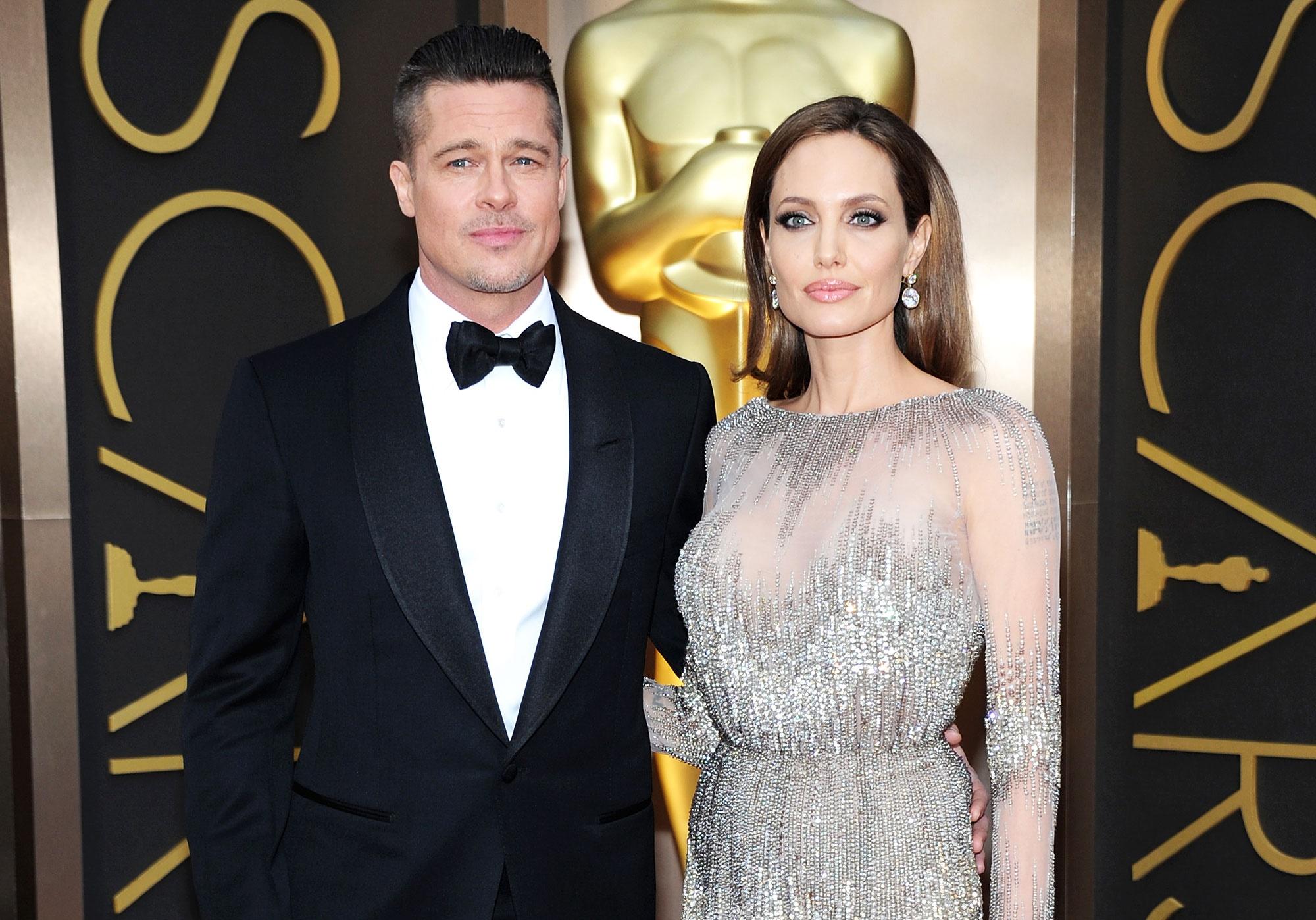 Brad Pitt Angelina Jolie Lena Dunham