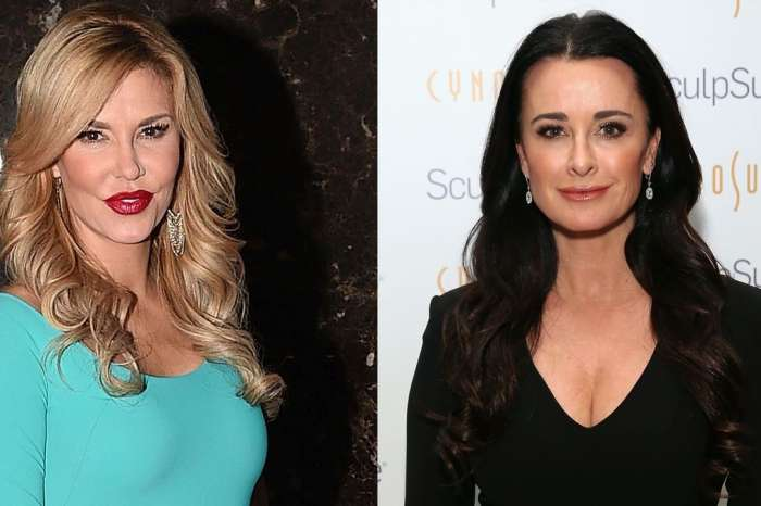 Kyle Richards Says Her Feud With Brandi Glanville Is Over