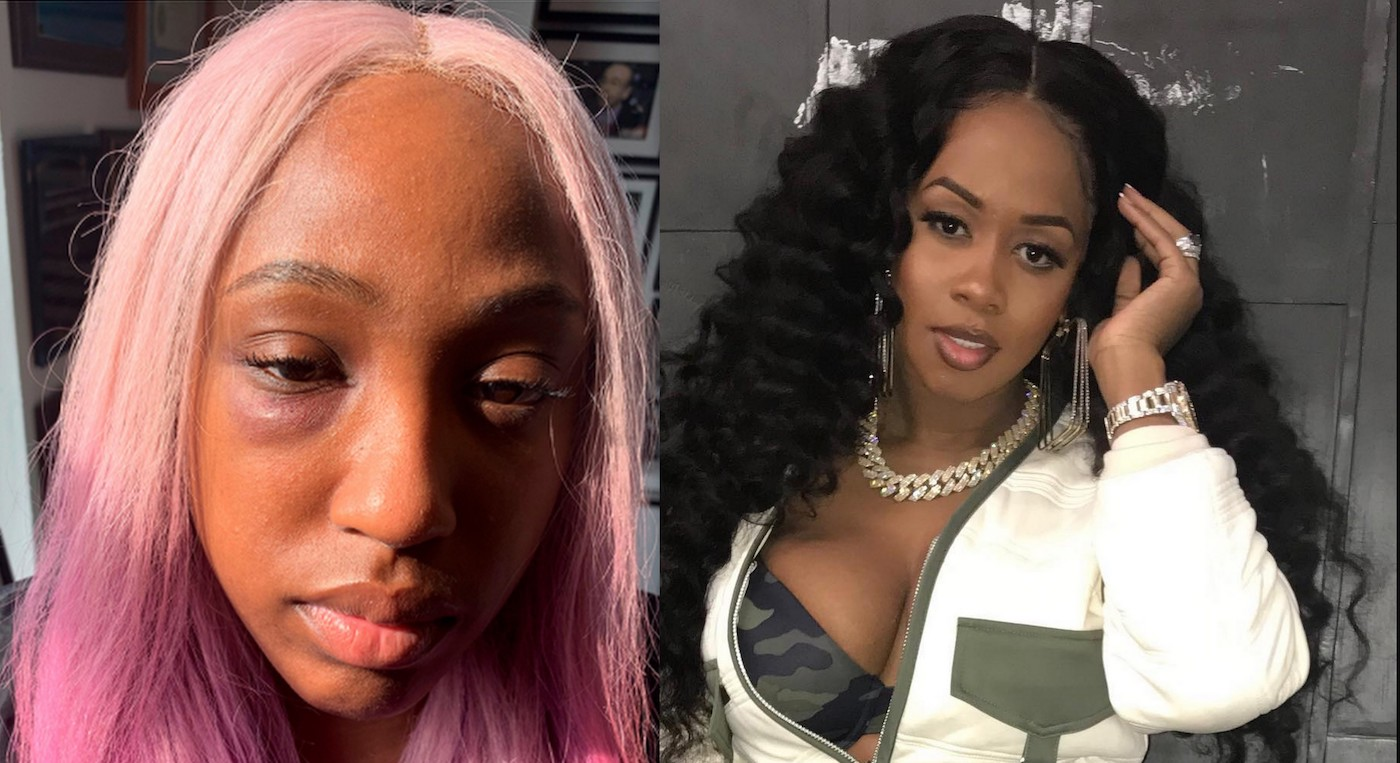 remy-ma-gets-arrested-after-physically-attacking-brittney-taylor
