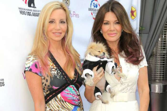 Camille Grammer Is Skipping The RHOBH Season 9 Reunion, Amid Lisa Vanderpump Exit Rumors