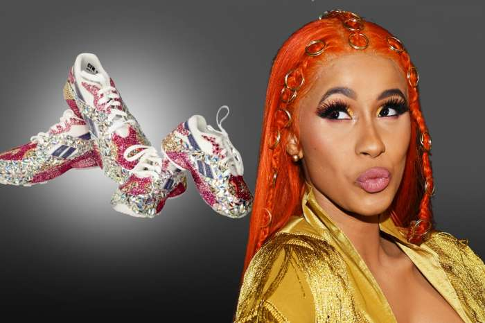 Cardi B Celebrates Her First Mother's Day With Kulture And Husband Offset