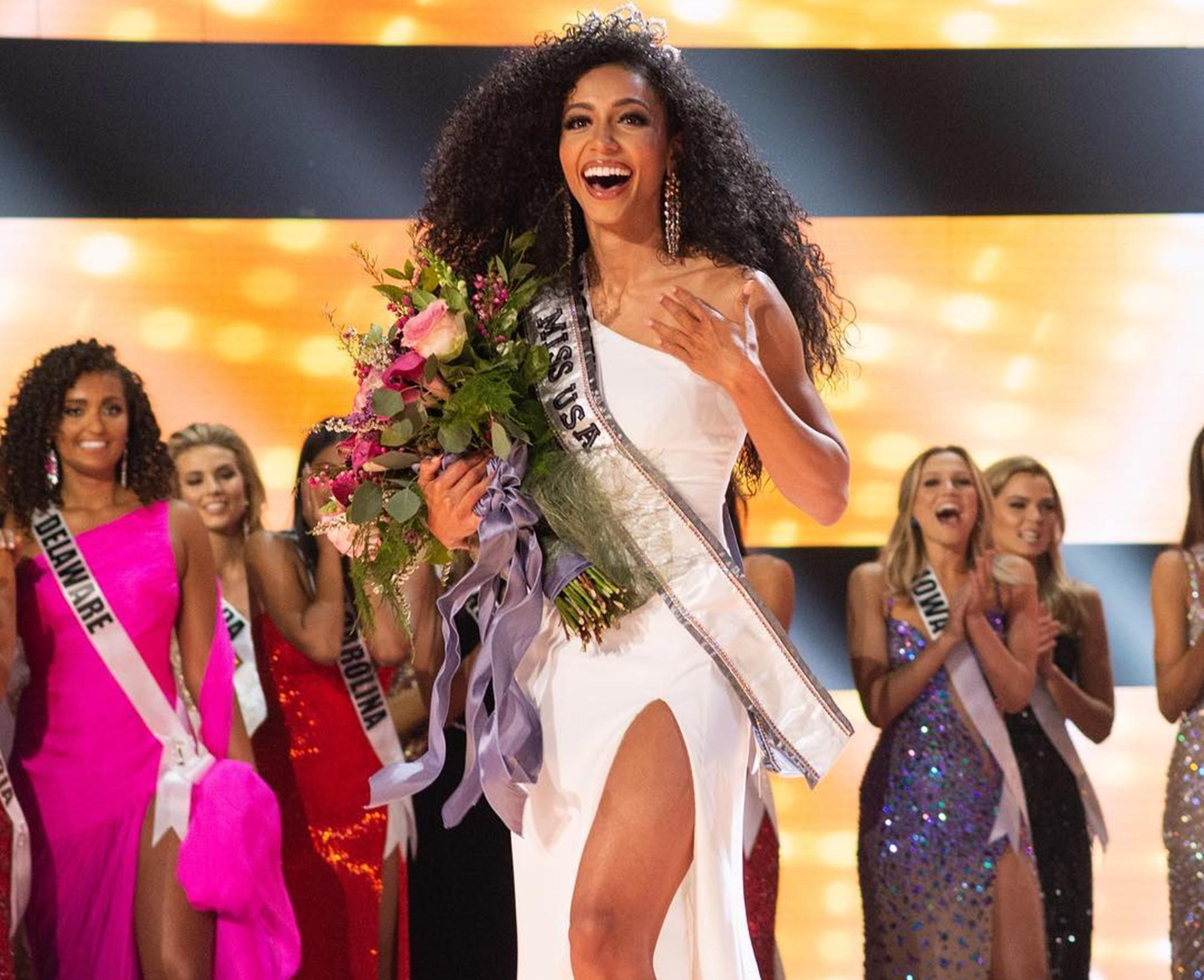 Cheslie Kryst Miss USA North Carolina