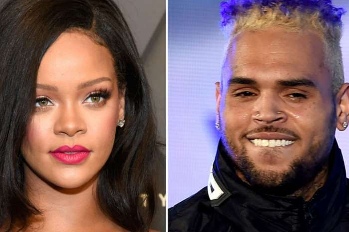 What Does Rihanna Think Of Chris Brown's Instagram Comments?