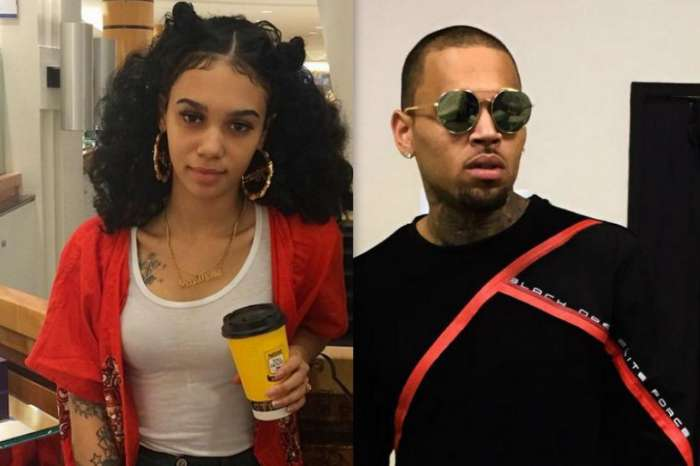 Chris Brown Falling For Model Indya Marie After Ending Things With Ammika Harris