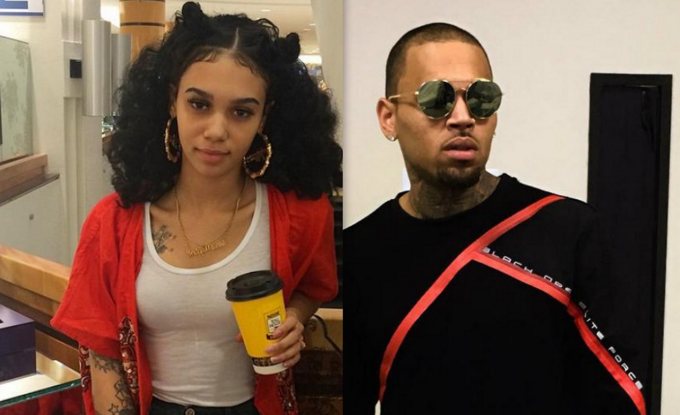 Chris-Brown-and-Indya-Marie