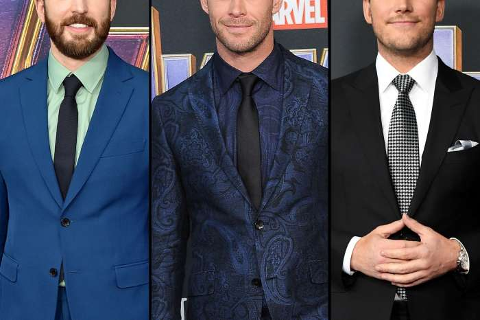 Chris Evans Jokes That The Other Two 'Chrises' Are 'Losers' - Here's Why!