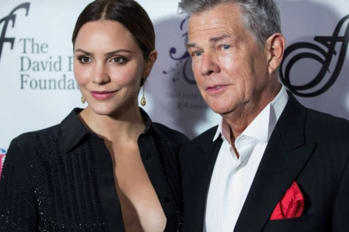 Katharine McPhee Has Surprise Bachelorette Party When Is Her Wedding To David Foster?
