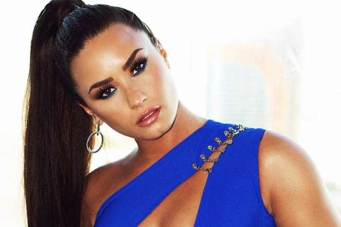 Demi Lovato Shows Off Her Curves In New Vacation Pictures As She Asks Media Not To Focus On Her Body Shape