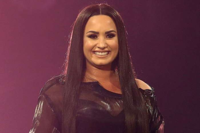 Demi Lovato Shows Appreciation For Her Friends Who Were There In Her Darkest Moments