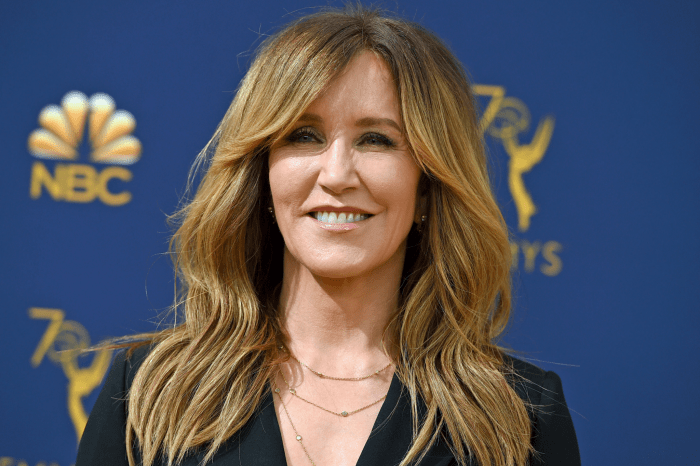 Felicity Huffman Expected To Plead Guilty At Upcoming Trial