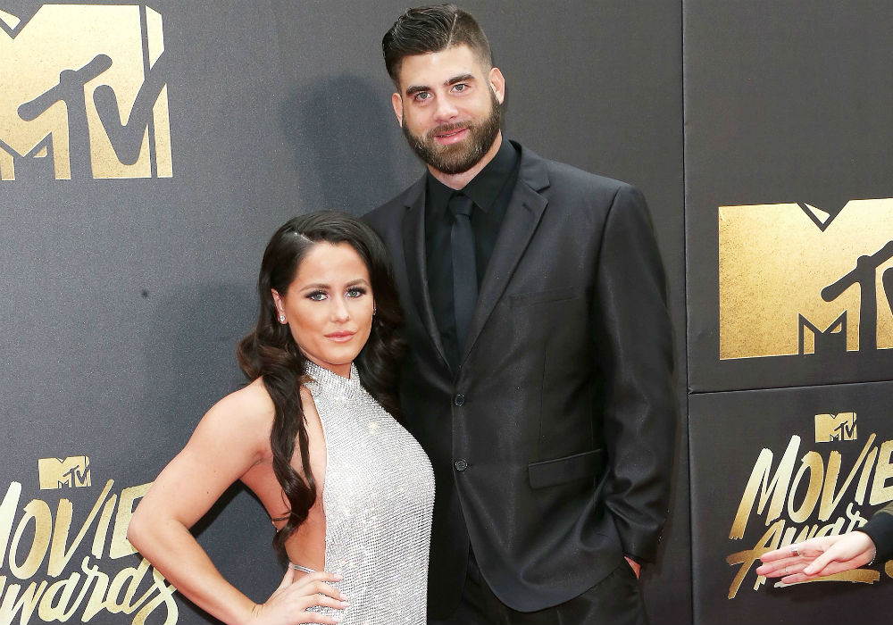 Former 'Teen Mom' Star Jenelle Evans Shields Herself After David Eason Outburst In Court