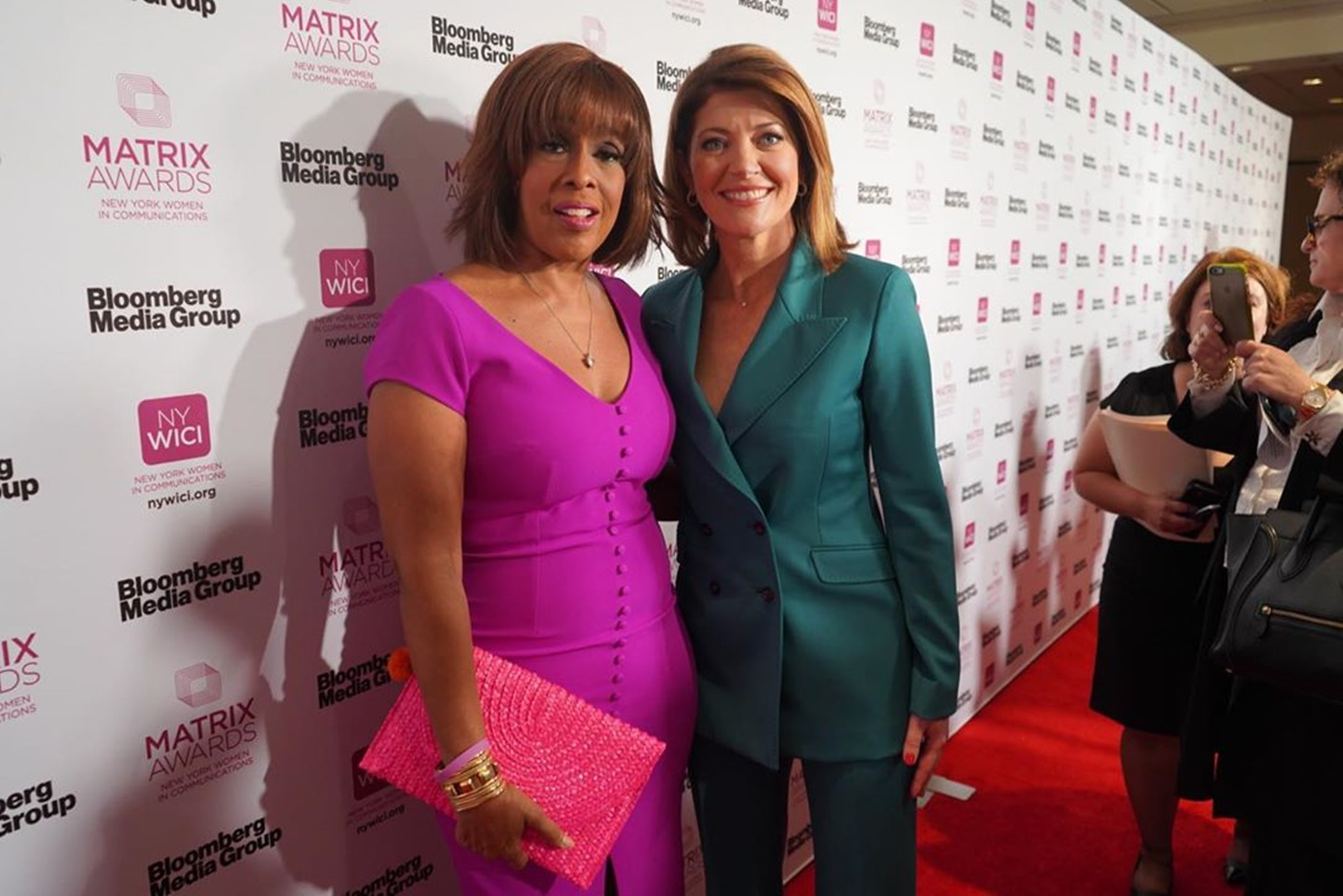 Gayle King Norah O'Donnell CBS This Morning