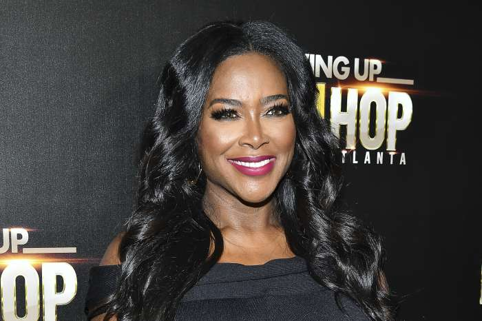 Kenya Moore Posts New Adorable Picture Of Brooklyn And Fans Say It Made Their Day