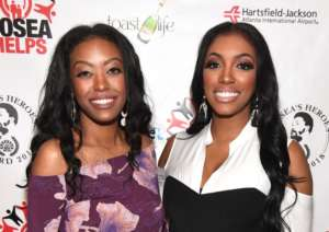 Porsha Williams' Sister, Lauren Williams Holds Baby Pilar Jhena In The Loveliest Throwback Pic From The Very Day She Was Born