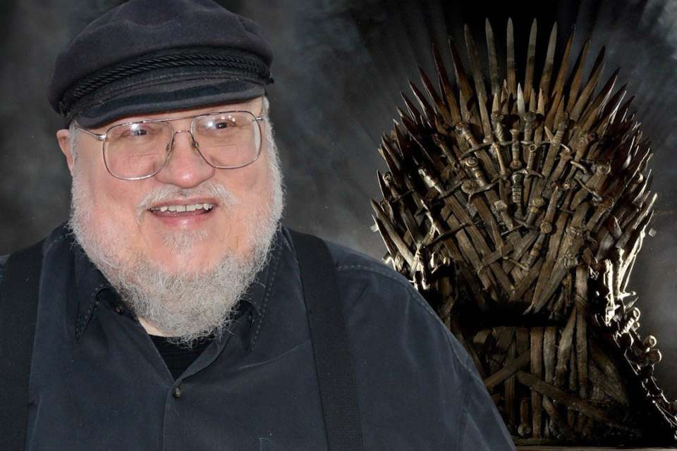 George R.R Martin Sneak Disses Game Of Thrones Finale -- Gives Update On Books