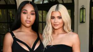 Kylie Jenner Reacts To The Tristan Thompson, Jordyn Woods Drama In KUWK Mid-Season Trailer