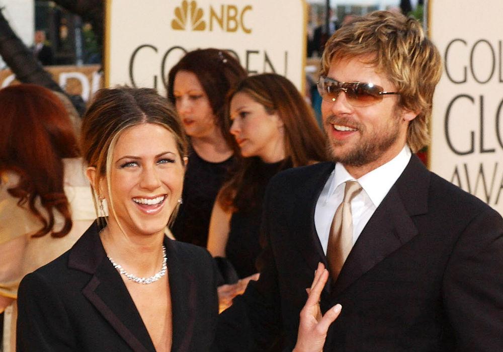 Jennifer Aniston Describes Her Dream Man As Brad Pitt Doesn't Shoot Down Romance Rumors