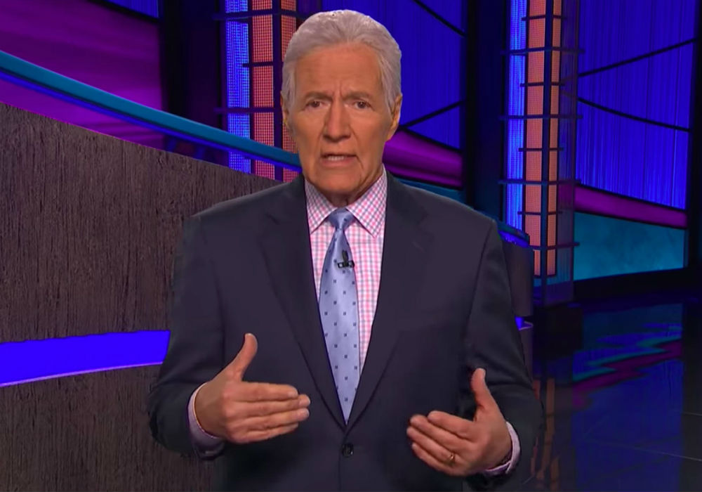 Jeopardy Host Alex Trebek Plans On Hosting Season 36, Despite Stage 4 Cancer Diagnosis