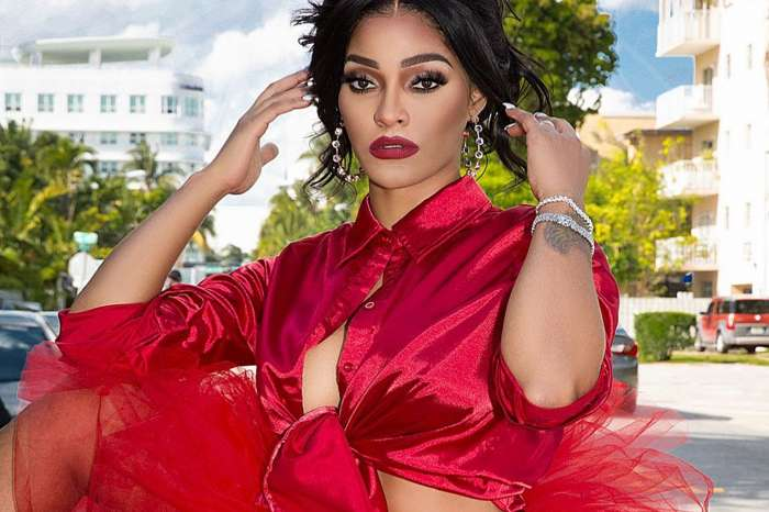Joseline Hernandez Starts New Feud With Baby Daddy Stevie J By Sharing A Video Of New Boyfriend DJ Ballistics With Bonnie Bella With The Caption 'Daddy's Girl'