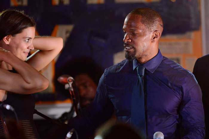 Katie Holmes And Jamie Foxx Appear At Met Gala 2019 Together Sparking Rumors of Rekindled Romance