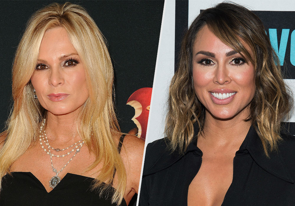 Kelly Dodd Reportedly Got Into A Blowout Fight With Vicki And Tamra During RHOC Cast Trip