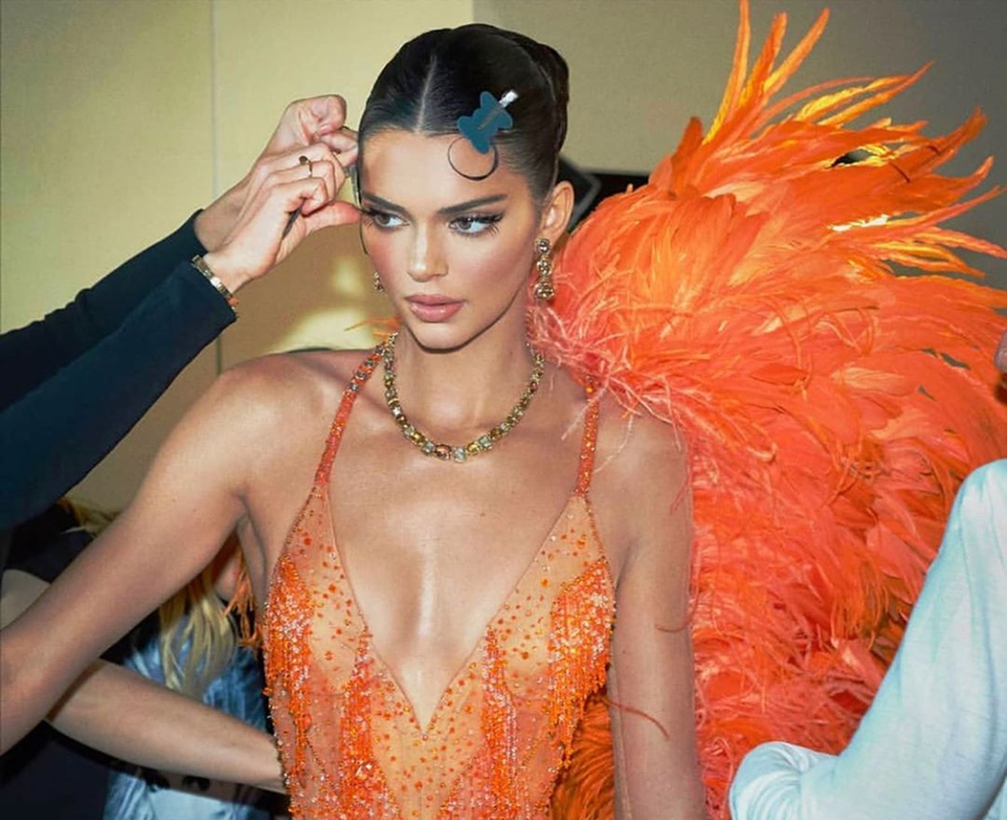 did-kendall-jenner-overreact-when-mom-kris-failed-to-include-her-in-the-mothers-day-photo-collage-here-is-why-fans-are-defending-the-kuwtk-matriarch
