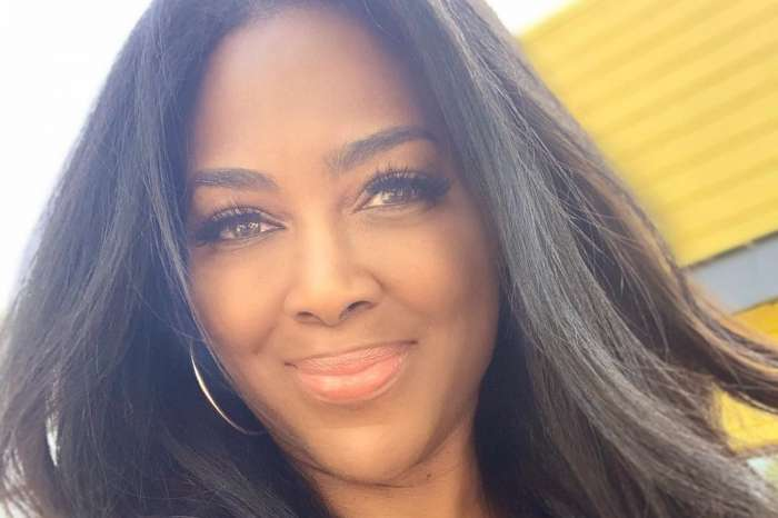 Kenya Moore Shares Sweet Picture Of Baby Brooklyn Daly Showing Her Latest Accomplishments Ahead Of Her 'RHOA' Retun