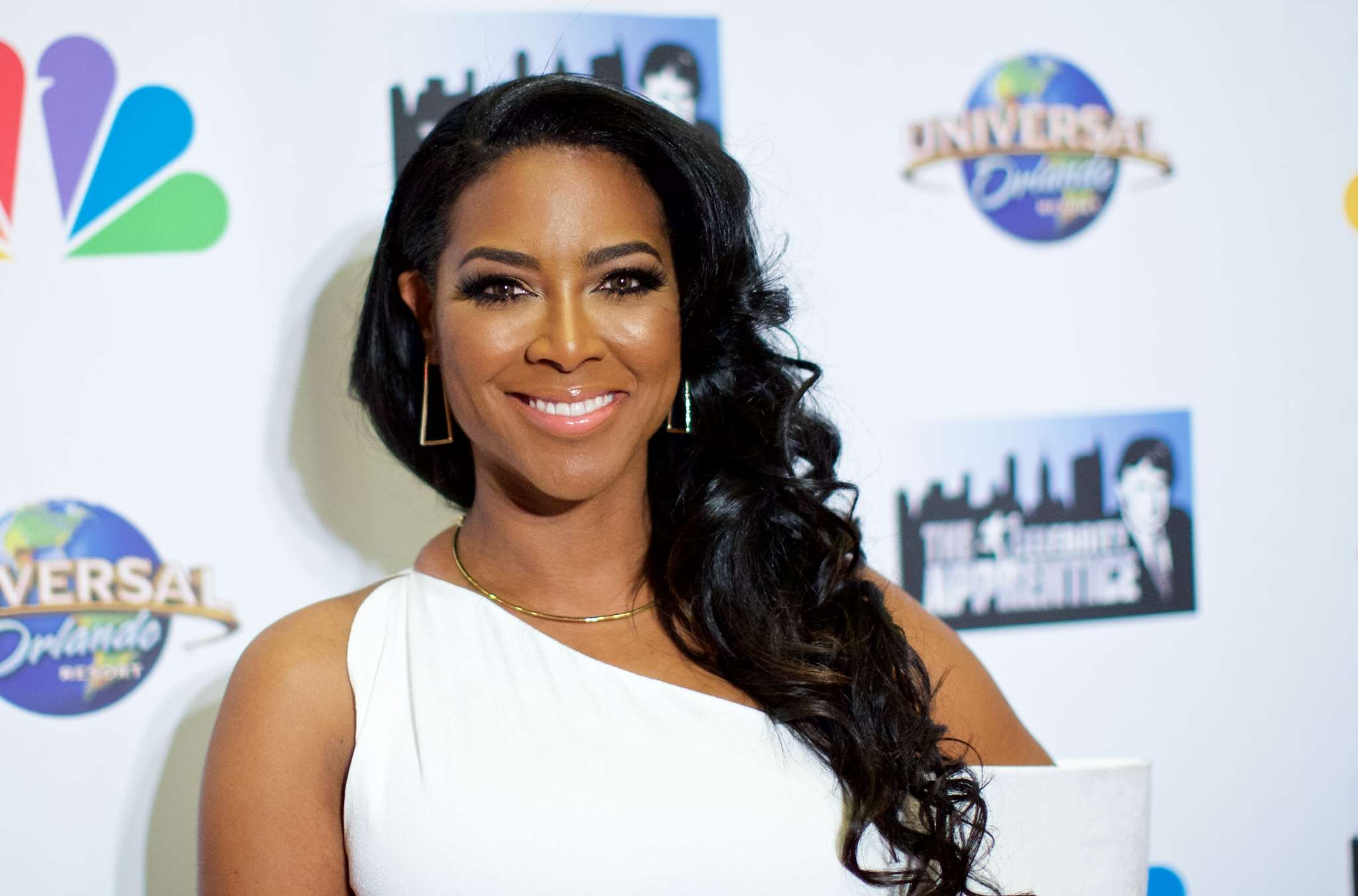Kenya Moore Gushes Over Claudia Jordan's No Makeup Look But Fans Are Not Here For It