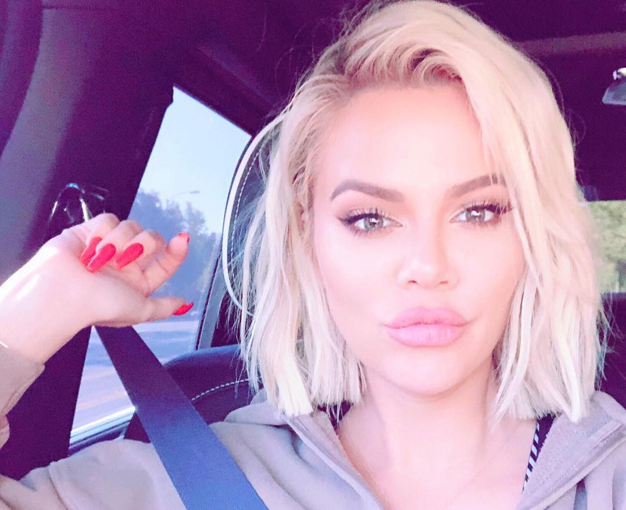 Khloe Kardashian Lip Injections True