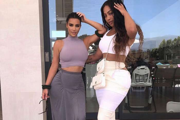 Kim Kardashian Shares New Picture With Her BFF And Fans Are Confused -- Is That Jordyn Woods?