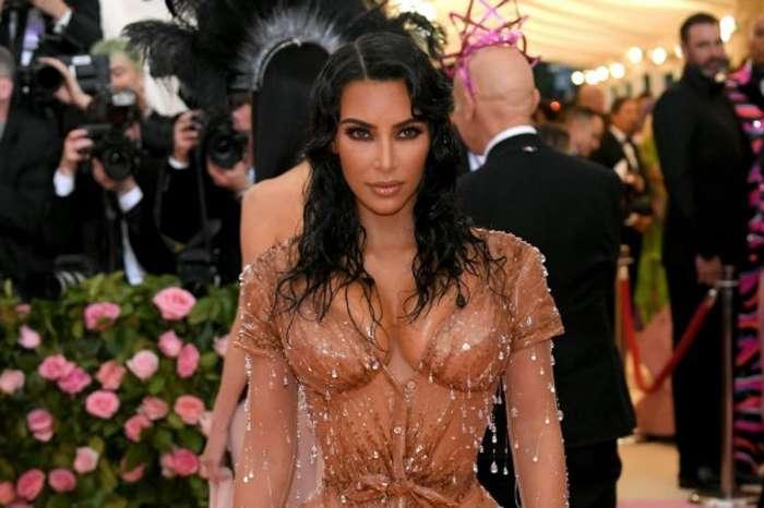 Kim Kardashian Admits That She Endured A Strenuous Routine For Met Gala 2019