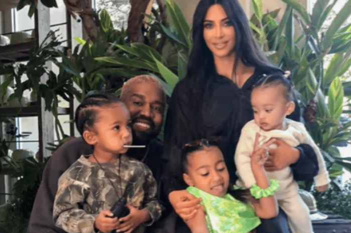 Kim Kardashian And Kanye West Welcome Their  Son — 'He's Here And He's Perfect'