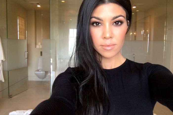 Kourtney Kardashian Claims Her Relationship With Scott And Sofia Richie Is Great And She Couldn't Be Happier About It