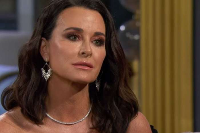 Kyle Richards Daughter Sophia Rushed To Hospital 'RHOBH' Star Begs Twitter For Kindness Amid Family Crisis