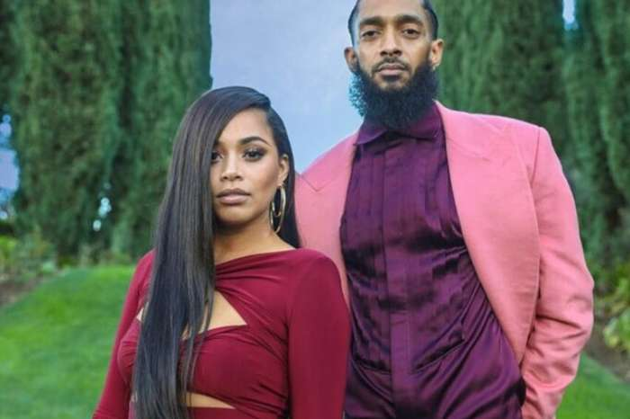 Nipsey Hussle's Ex-Girlfriend, Tanisha Foster, Vows To Fight For Custody Of Their Daughter, Emani, As Lauren London Gets A Stunning Pendant From An Unlikely Source